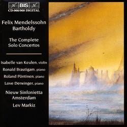 Mendelssohn - Complete Solo Concertos