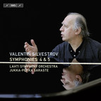Silvestrov – Symphonies 4 and 5