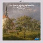 Lobt Gott ihr Christen allzugleich: Baroque Bass Cantatas