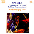 Casella: Paganiniana - Serenata - La Giara Suite