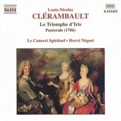 Clerambault: Triomphe D'Iris