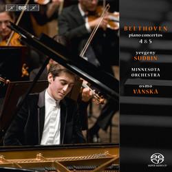 Beethoven – Piano Concertos 4 & 5