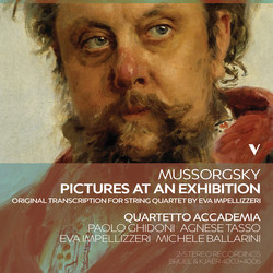 Mussorgsky: Pictures at an Exhibition (Arr. E. Impellizzeri for String Quartet)
