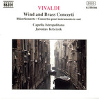 Vivaldi: Wind and Brass Concertos