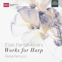 Alvars: Works for Harp