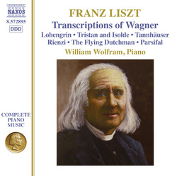 Liszt: Transcriptions of Wagner