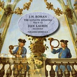 Roman – The 12 Flute Sonatas: Nos 6 - 12