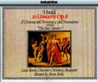 Vivaldi: 12 Concertos, Op. 8 (Il Cimento Dell'Amonia E Dell'Inventione)