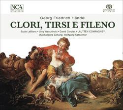 Handel, G.F.: Cor fedele (Clori, Tirsi e Fileno)