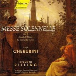 Luigi Cherubini - Messe solennelle No.2 in D minor