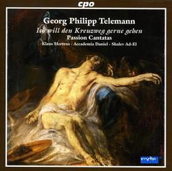 Telemann, G.P.: Passion Cantatas