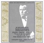 Brahms: Piano Trios Nos. 1 and 2