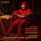 Lidström & Shostakovich - works for cello and orchestra