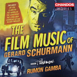 Gerard Schurmann: Film Music