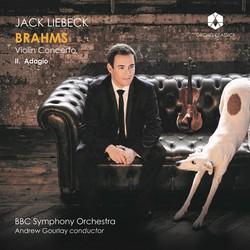Brahms Violin Concerto in D, Op.77; II. Adagio