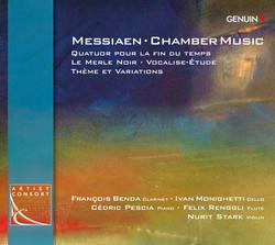 Messiaen: Chamber Music