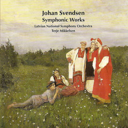 Svendsen, J.: Orchestral Music