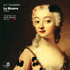 Telemann: La Bizarre, Suites pour Orchestre