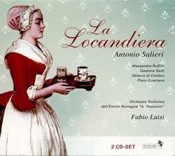 Salieri, A.: Locandiera (La) [Opera]
