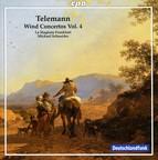 Telemann, G.P.: Wind Concertos, Vol. 4 - Twv 51:A2, 51:D2, 51:E1, 52:A2, 53:B1