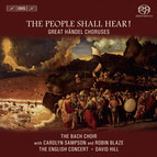 The People Shall Hear! – Great Händel Choruses