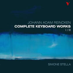 Reincken: Complete Keyboard Works, Vol. 1