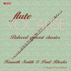 Flute Vocalise: Beloved Concert Classics