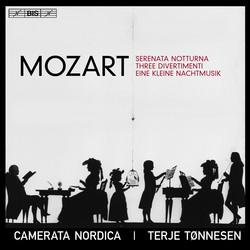 Mozart - Serenades & Divertimenti