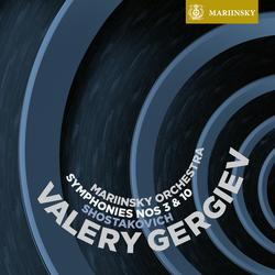 Shostakovich: Symphonies Nos. 3 & 10