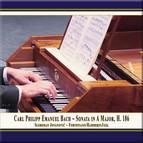 C.P.E. Bach: Keyboard Sonata in A Major, Wq. 55 No. 4, H. 186
