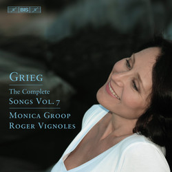Grieg - The Complete Songs Vol.7