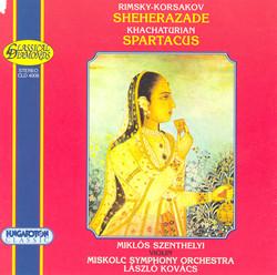 Rimsky-Korsakov, N.A.: Sheherazade / Khachaturian, A.I.: Spartacus (Excerpts)