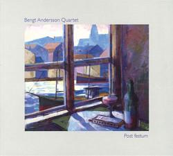 Bengt Andersson Quartet: Post festum