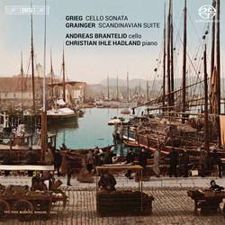 Grieg & Grainger – Cello works