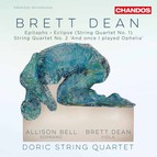 Brett Dean: Epitaphs & String Quartets