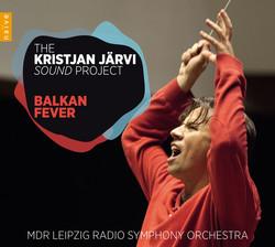 The Kristjan Jarvi Sound Project