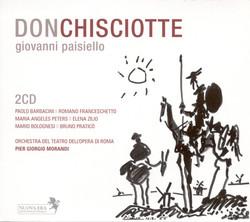 Paisiello, G.: Don Chisciotte Della Mancia [Opera]