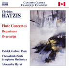 Hatzis: Departures - Overscript