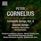 Cornelius: Complete Songs, Vol. 4