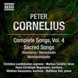 Cornelius: Complete Songs, Vol. 4
