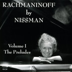 Rachmaninov by Nissman, Vol. 1: The Complete Preludes