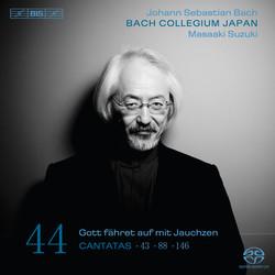 J.S. Bach – Cantatas, Vol.44