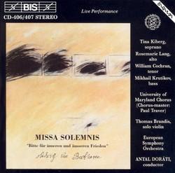 Missa Solemnis in D major, Op.123