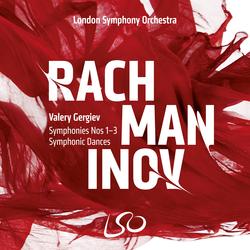 Rachmaninov: Symphonies Nos. 1-3 - Symphonic Dances