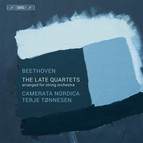 Beethoven – The Late String Quartets