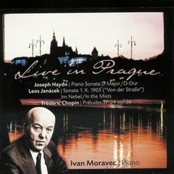 Ivan Moravec - Live in Prague