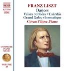 Liszt: Dances