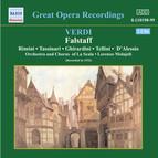 Verdi: Falstaff (La Scala) (1932)