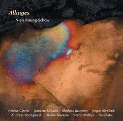 Rosing-Schow: Alliages