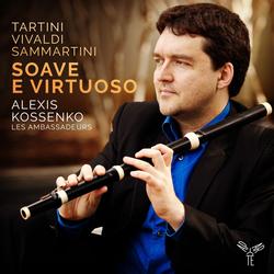 Tartini, Vivaldi & Sammartini: Soave e virtuoso
